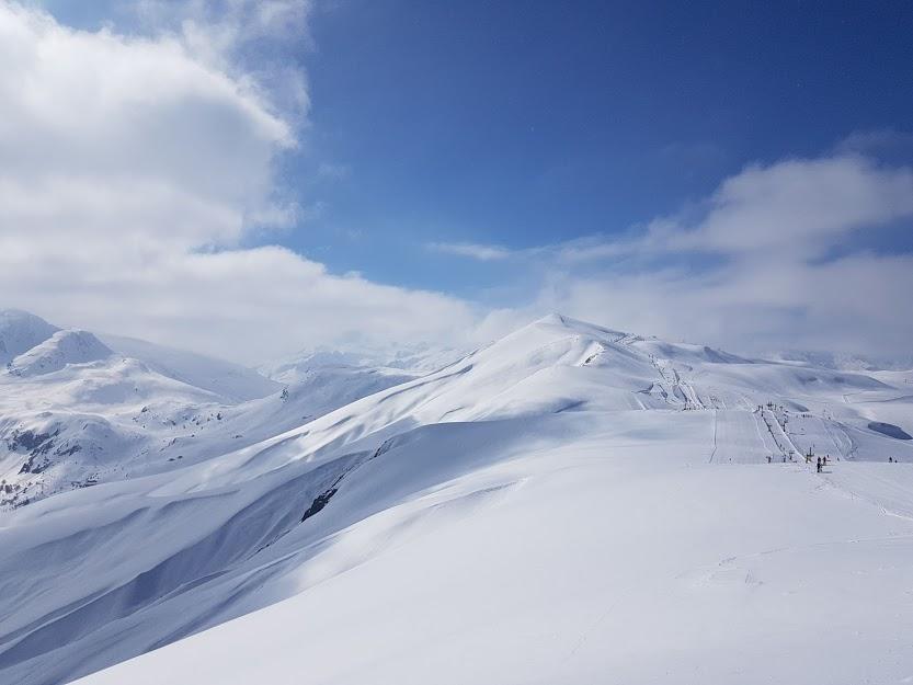 Skigebiete Frankreich - Französische Alpen - Les Sybelles