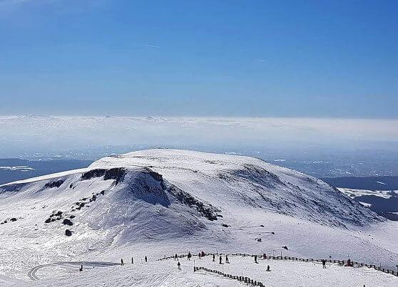 Skigebiete Frankreich - Zentralmassiv - Super Besse