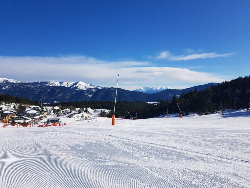 skigebiete frankreich - Pyrenäen Formiguères